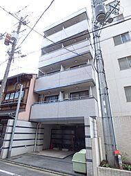 京都府京都市下京区万寿寺中之町の賃貸マンションの外観