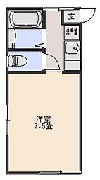 トレルーチェ[1階]の間取り
