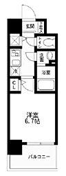 サンセリテ至誠会松崎町[4階]の間取り