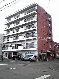 南平岸ビル[3階]の外観