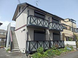 滋賀県大津市瀬田1丁目の賃貸アパートの外観