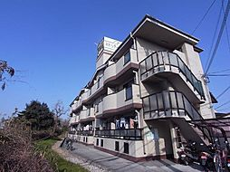 プレアール城山[1階]の外観