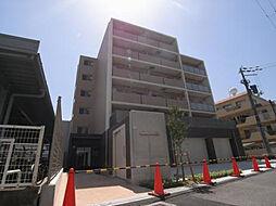 quatre Yoshida[3階]の外観
