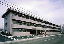 宮城県仙台市泉区松森字中道の賃貸マンションの外観