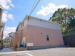 奈良県奈良市学園大和町6丁目の賃貸アパートの外観