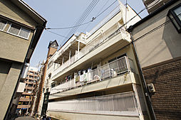 兵庫県神戸市中央区北長狭通6丁目の賃貸マンションの外観