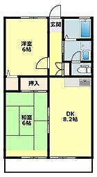 矢作橋駅 5.0万円
