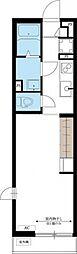 リブリ・スペースS[201号室号室]の間取り