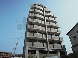 大阪府八尾市桜ヶ丘1丁目の賃貸マンションの外観