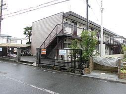 東富松ハイツ[102号室]の外観