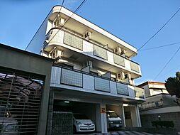 河村マンション[3階]の外観