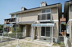 [テラスハウス] 福岡県古賀市天神7丁目 の賃貸【/】の外観