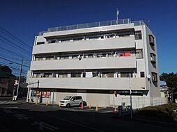 パークライフ平塚生活保護受給者支援賃貸マンション[203号室号室]の外観