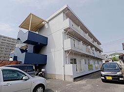 福岡県福岡市東区舞松原2丁目の賃貸マンションの外観