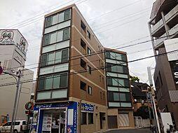 兵庫県尼崎市東園田町5の賃貸マンションの外観
