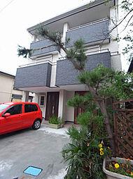 [テラスハウス] 兵庫県川西市南花屋敷3丁目 の賃貸【/】の外観