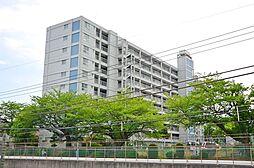 所沢コーポラスA棟[405号室号室]の外観