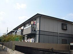 大阪府高槻市出丸町の賃貸マンションの外観