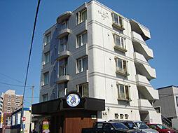 北海道札幌市東区北九条東10丁目の賃貸マンションの外観