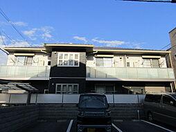 シャーメゾン東田辺[1階]の外観