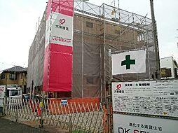神奈川県座間市相模が丘3丁目の賃貸アパートの外観