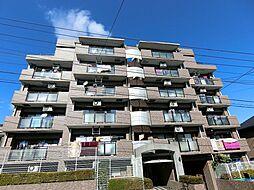 東京都八王子市台町1丁目の賃貸マンションの外観