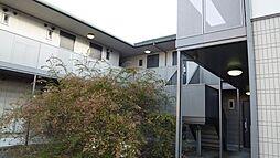 パピエ RAKUSAI[2階]の外観