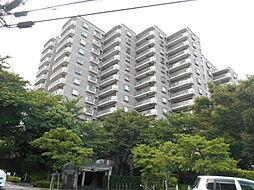 三ツ沢ガーデン山ヒルズ[8階]の外観