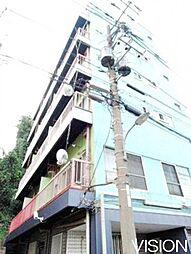 山一東十条ビル[2階]の外観