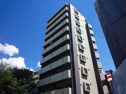 東京都中野区新井1丁目の賃貸マンションの外観