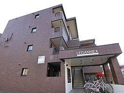 北海道札幌市東区北十一条東10丁目の賃貸マンションの外観