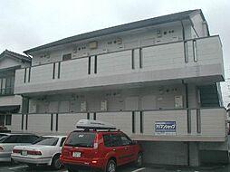 ピーベリーハウス[1階]の外観