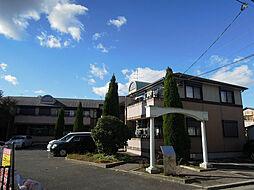 大阪府八尾市八尾木3丁目の賃貸アパートの外観
