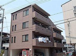 兵庫県神戸市長田区野田町7丁目の賃貸マンションの外観