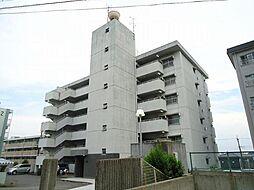 愛知県名古屋市守山区本地が丘の賃貸マンションの外観