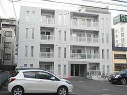 アビネス北10条[2階]の外観
