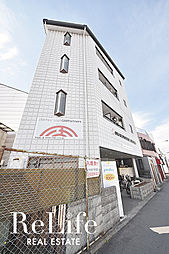 OMレジデンス上新庄駅前[301号室]の外観
