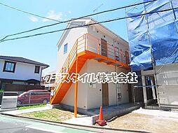 神奈川県相模原市南区上鶴間6の賃貸アパートの外観