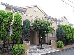 神奈川県相模原市南区西大沼2丁目の賃貸アパートの外観