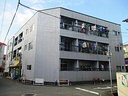 清川マンション[3階]の外観