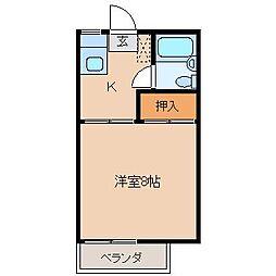 清武駅 2.2万円