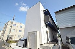 愛知県名古屋市中村区畑江通2丁目の賃貸アパートの外観