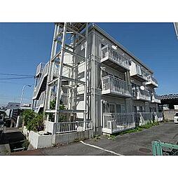奈良県奈良市北之庄西町の賃貸マンションの外観
