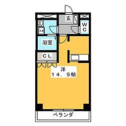 プチコパン町屋[1階]の間取り