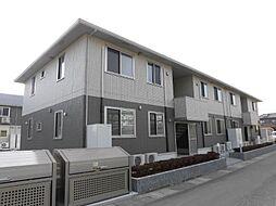 (新築)セジュール・アイII A棟[102号室]の外観
