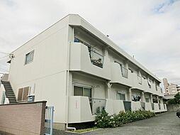 丸永マンション[1階]の外観