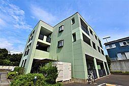 神奈川県海老名市大谷南4丁目の賃貸マンションの外観