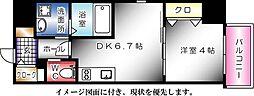 KatayamaBLDG23--[403号室]の間取り