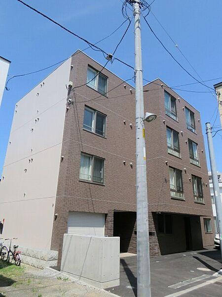レストシティ琴似 4階の賃貸【北海道 / 札幌市西区】