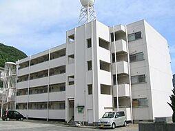 大里東マンション[401号室]の外観